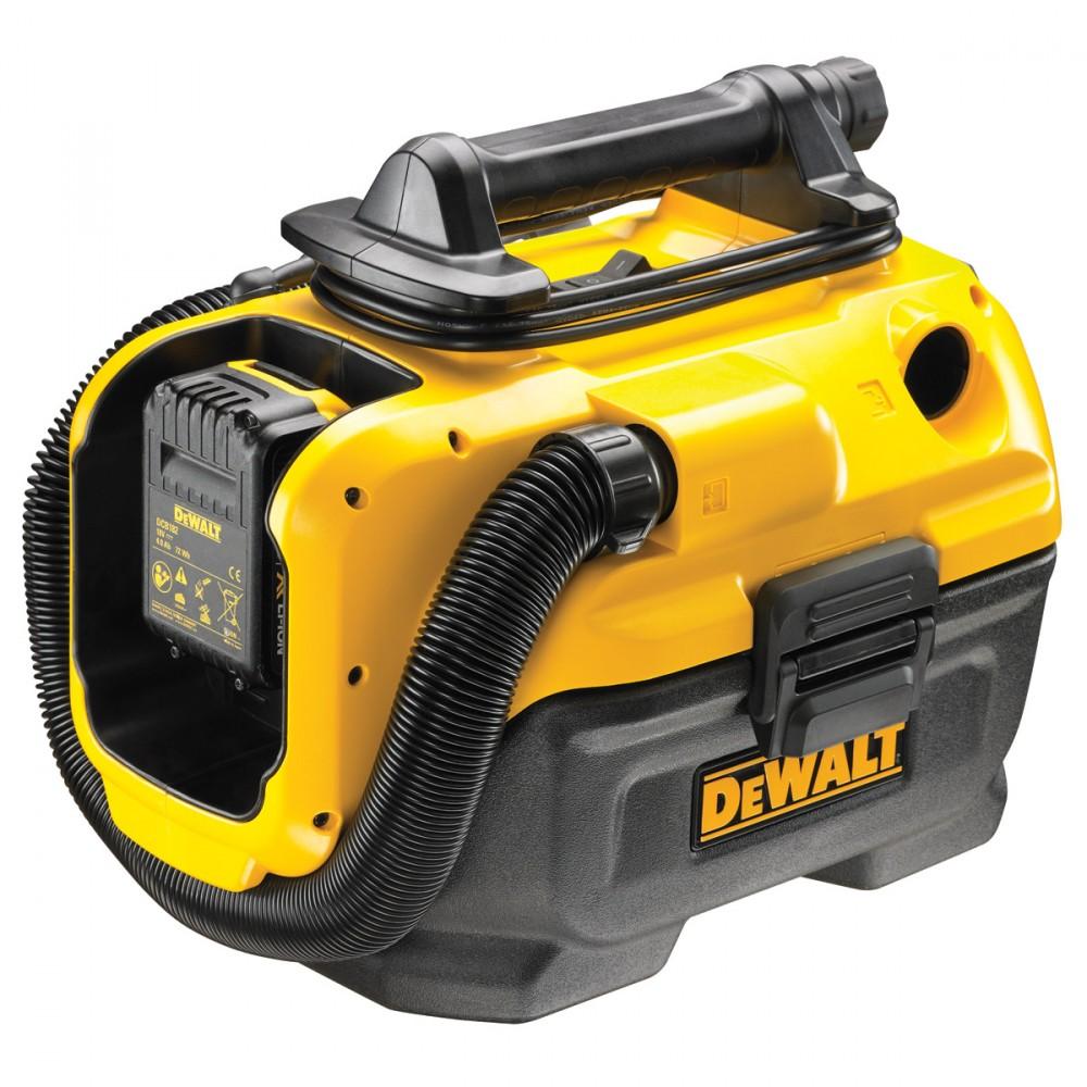 Dewalt Dcv582 14 4 18v Batteridrevet Amp Ledning Xr V 229 T
