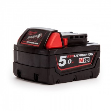 Milwaukee M18 18V Lithium-Ion 5Ah batteri