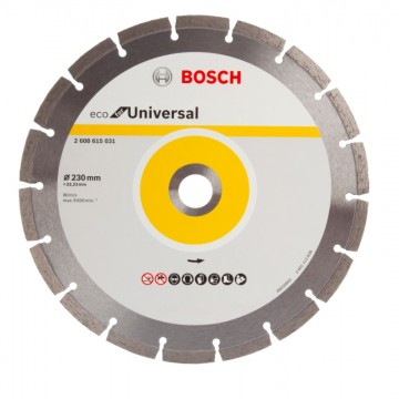 Bosch 2608615031 Eco Universal 230mm diamantblad